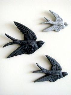hanging swallow set