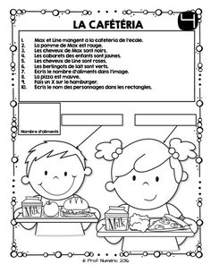 Activities For Boys, Teaching Activities, Teaching Kids, French Teacher, Teaching French, Simple Machine Projects, Grade 1 Reading, French Alphabet, French Worksheets