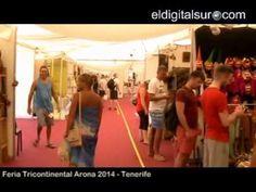 Feria Tricontinental Arona 2014