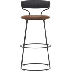 Danish Cord Swivel Bar Stool McGuire Furniture Source by michellebowen