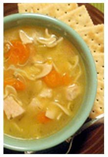 Creamy Chicken Soup http://mountainviewbulkfoods.com/recipes_warm-creamy-chicken-soup.html