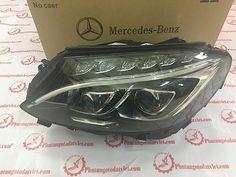 Đèn pha Mercedes C250 - 2058202961. Lh 0949896111 để có giá tốt nhất. tư vấn tận tình.