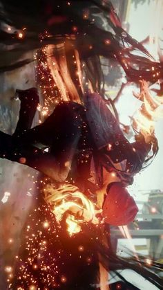 InFamous: Second Son... I really love his powers!