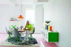Karim Rashid - collection de meubles Ottawa pour BoConcept.