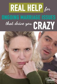 """How do we deal with those ongoing marriage issues that are so frustrating? You're tired of having the same """"talk"""" over and over with your spouse, and you want change. Here's 5 powerful ways to handle those ongoing marriage issues that seem to never change"""