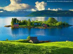 Watch travel videos: Tysnes Island - Hordaland, Norway - http://destinations-for-travelers.blogspot.com/2013/03/tysnes-hordaland-norway-noruega.html #Hordaland #Norway