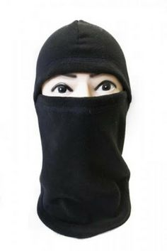 free download PDF pattern balaclava (a little different than the one I made with drawstrings)