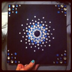 Decorated my graduation cap :)