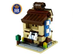 "Mini ""HB"" Bavarian Brewery by Devid VII on Flickr"