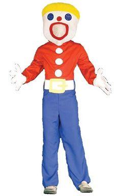 Mr. Bill Standard Adult Costume Price: $42.99