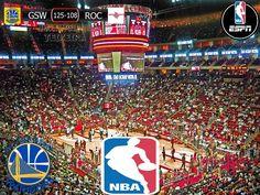 NBA 2016/17: Golden State Warriors 125-108 Houston Rockets