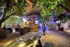 Google eclectic Tel Aviv, Israel office