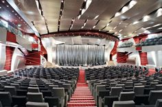 #MSCFantasia #kazalište Teatro L'Avanguardia