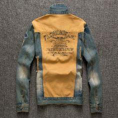 12 Best Jeans jacket images   Retro fashion, Vintage fashion, Coats ceb2ee1314aa