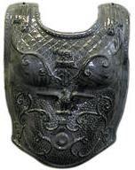 Roman Breastplate Armor
