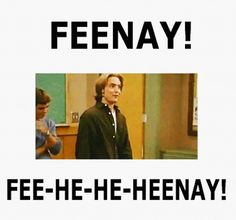 Poor Mr. Feeny. I know he had to be wiped out by those kids day in and day out. He couldn't get away from them. He goes home and they live right next door. (Boy meets world. <3)