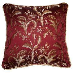 Masterson Damask Decorative Throw Pillow