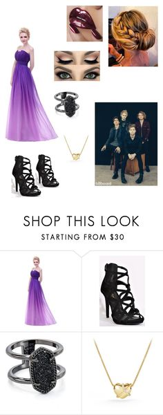 """""""Kids choice awards with 5sos"""" by cake-hoodings ❤ liked on Polyvore featuring Kendra Scott and David Yurman"""