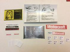 Kit De Adesivos para Ford Corcel II, Belina ou Del-Rey 1981 até 1983 á Gasolina                          Feito em vinil autocolante importado (não descolam com facilidade)                                    Replica 100% identica ao original e em alta qualidade!!