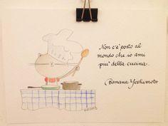 #Micina #Kitchen #BananaYoshimoto #PIKI