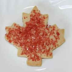 Recipes for kids and parents. Canada Day 150, Canada Day Party, O Canada, Sugar Cookies Recipe, Cookie Recipes, Dominion Day, Maple Leaf Cookies, Canada Day Crafts, Canada Holiday