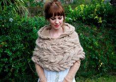 «Woodland hoodlet» de Tiny owl knit - Ravelry