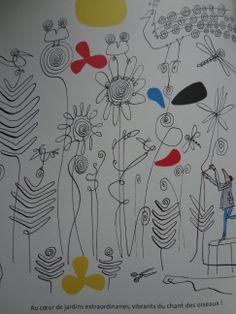 Sieb Posthuma, Le fil d'Alexandre Calder, Ed. Sarbacane