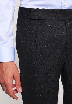 LIAM - Pantalon classique - dark grey - ZALANDO.FR