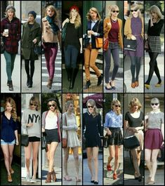 Falda guinda , Taylor / Dress White , short black / NY / New York / Gorros / Otoño , Outfits / Outfits Fancy / Outfits Pretty / Outfits For teens / Outfits basicos
