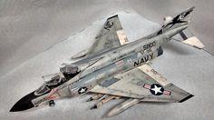 F-4J Phantom   Hasegawa 1:48 scale