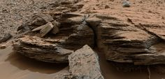 Wetter Red Planet? Ancient Mars May Have Had More Water Than Thought | Space.com 3/7/17 Mars may have harbored even more liquid water on its surface in the ancient past than scientists had thought, a new study suggests
