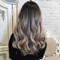 Ash ombre- my fav!