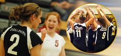 """Members of the women's volleyball team at Azusa Pacific University shouted and flashed plenty of the usual signals during a close game in the fall of 2007, but a peculiar one proved to be their secret weapon that day. """"Link up, link up!"""" the players on the sideline yelled to their teammates out on the …"""
