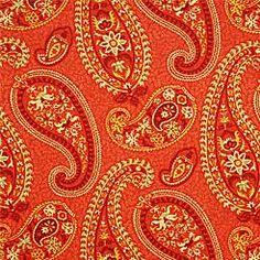 blood orange . Image detail for -Burgundy/Red Fabric Designer Section