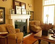 Benjamin Moore Chestertown Buff This Might Give That Tuscan Kitchen Ambience Family Room Colors