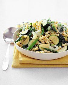 Veggie pasta recipe