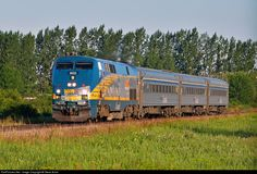 RailPictures.Net Photo: VIA 905 VIA Rail GE P42DC at Carlsbad Springs, Ontario, Canada by Steve Arnot