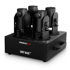 Shot Base Dmx Confetti/Streamer | MagicFX αντιπρόσωπος Ελλάδας | THUNDERBOY | Πυροτεχνήματα