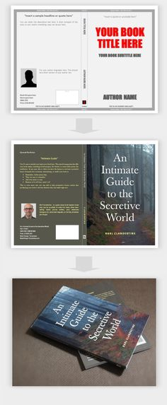 Now Create Your Book Covers in Microsoft Word with Book Design Templates