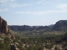 Sierra de Órganos in Zacatecas...an amazing place with such a renewing energy!