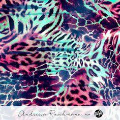 Pattern Book Animal Print - Dash Studio (2015) on Behance