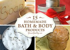Do you want to add a handmade touch to your gift giving this year? Then consider giving the gift of peace, tranquility, and relaxation with hand crafted bath, body, and personal care products that you can make yourself using natural ingredients.