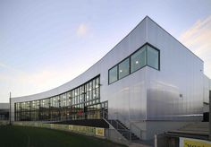 Centro deportivo Carlton Football Club. Danpalon 16mm color Hielo. Despacho: Williams Ross