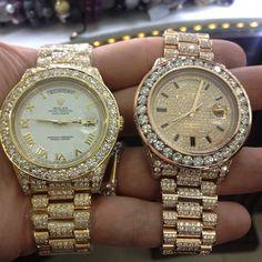 Diamond Rolex