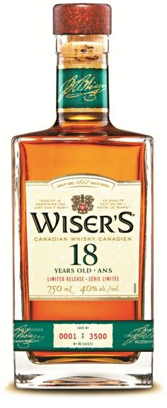 whisky advocate's canadian whiskey of the year