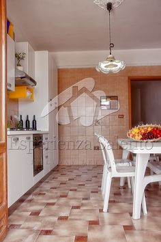 Cucina, zona giorno