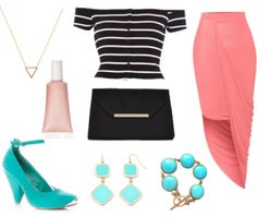 Class to Night Out: Bardot Top - College Fashion