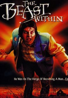 the beast within vhs front