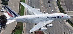 LAX welcomes its operator, Air France! [Nikon - Photo taken at Los Angeles - International (LAX / KLAX) in California, USA on June Airplane Drone, Airplane Flying, Commercial Plane, Commercial Aircraft, Air France, Air Inter, Drones, International Civil Aviation Organization, Airplane Photography