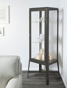 Fabrikör Glass-Door Cabinet